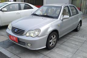 吉利汽车-自由舰 2009款 1.3L 手动经典标准型
