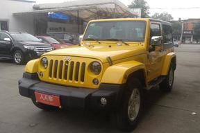 Jeep-牧马人 2014款 3.0L Sahara 两门版