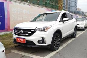广汽传祺-传祺GS4 2015款 200T 手动豪华版