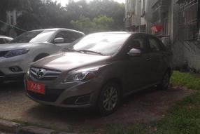 北京汽车-北京汽车E系列 2013款 三厢 1.5L 手动乐天版