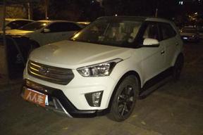 现代-北京现代ix25 2015款 1.6L 自动两驱智能型GLS