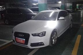 奥迪-奥迪A5 2016款 改款 Sportback 35 TFSI 进取型