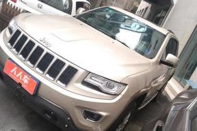 Jeep-大切诺基(进口) 2015款 3.0TD 柴油 舒享导航版