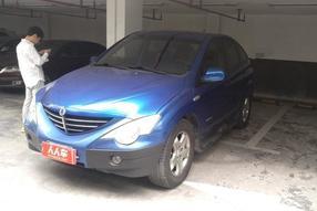 双龙-爱腾 2007款 A200XDi AH超豪华型