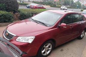 吉利汽车-经典帝豪 2012款 两厢 1.8L CVT豪华型