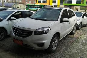 雷诺-科雷傲(进口) 2012款 2.5 两驱都市版