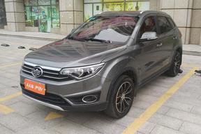 一汽-森雅R7 2016款 1.6L 手动豪华型