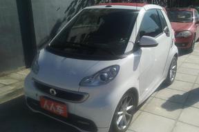 smart-smart fortwo 2013款 1.0 MHD 敞篷城市游侠特别版