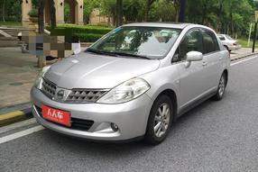 日产-颐达 2009款 1.6L 自动科技版