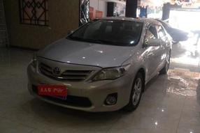 丰田-卡罗拉 2011款 1.8L CVT GL-i