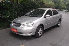 丰田-花冠 2009款 1.6L 自动G特别版