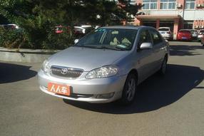 丰田-花冠 2009款 1.6L 自动豪华版
