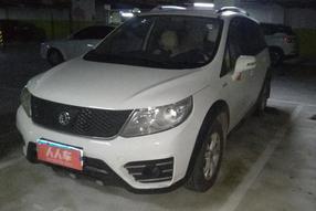 东风风行-景逸X3 2014款 1.5L 尊享型