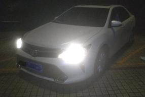 丰田-凯美瑞 2016款 2.0G 十周年纪念豪华版