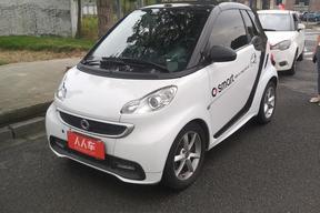 smart-smart fortwo 2013款 1.0T 敞篷激情版