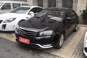 吉利汽车-帝豪 2014款 三厢 1.5L 手动精英型