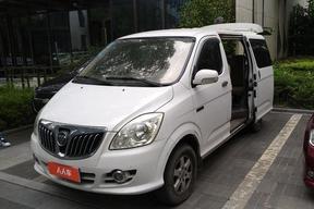 福田-蒙派克E 2012款 2.4L政务版豪华型4G64