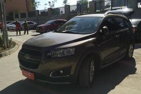 雪佛兰-科帕奇 2015款 2.4L 四驱旗舰版 7座