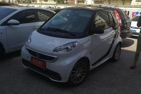 smart-smart fortwo 2012款 1.0 MHD 硬顶舒适版