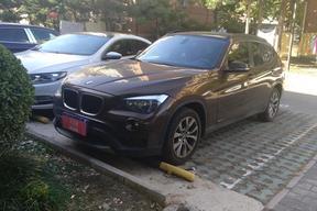 宝马-宝马X1 2013款 sDrive18i 时尚型