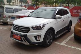 现代-北京现代ix25 2015款 1.6L 自动两驱尊贵型DLX