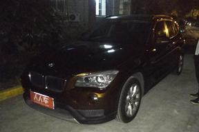 宝马-宝马X1(进口) 2012款 sDrive18i豪华型