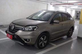 雷诺-科雷傲(进口) 2014款 2.5L 两驱都市版