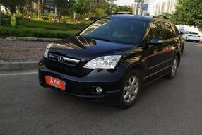 本田-本田CR-V 2007款 2.4L 自动四驱豪华版