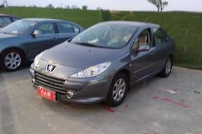 标致-标致307 2010款 三厢 1.6L 手动舒适版