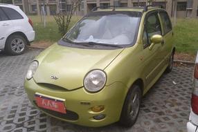 奇瑞-奇瑞QQ3 2007款 1.1L AMT豪华型