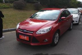 福特-福克斯 2012款 三厢 1.6L 手动舒适型