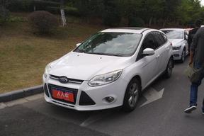 福特-福克斯 2012款 两厢 1.6L 手动风尚型