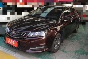 吉利汽车-帝豪 2017款 三厢百万款 1.5L CVT向上版