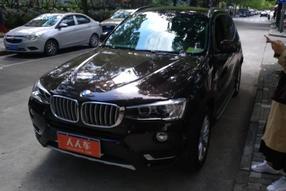 宝马-宝马X3(进口) 2014款 xDrive20i X设计套装