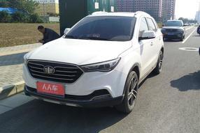 奔腾-奔腾X40 2017款 1.6L 手动豪华型