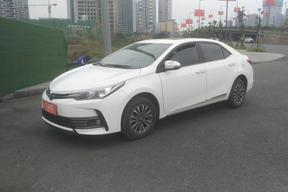 丰田-卡罗拉 2017款 改款 1.2T 手动GL-i
