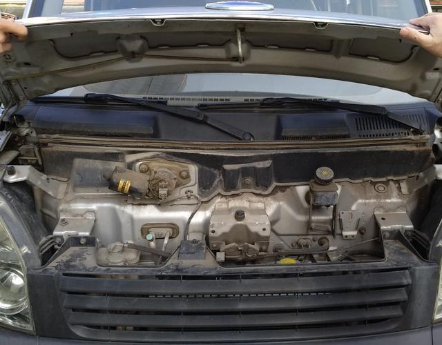 开瑞优胜 2010款 1.0L 手动 8座 基本型 (国Ⅳ)