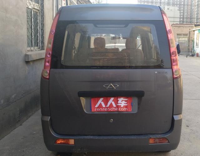 开瑞优优 2009款 1.0L 手动 8座 标准Ⅰ型 (国Ⅳ)