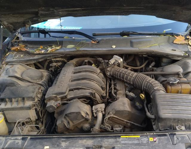 克莱斯勒300C 2007款 2.7L 自动 豪华型 (国Ⅳ)