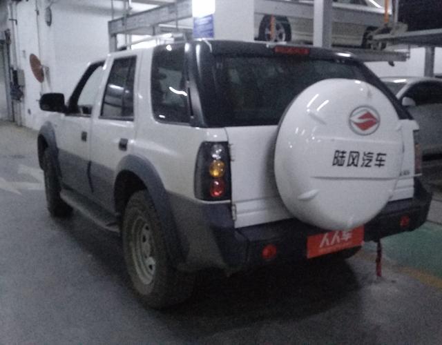 陆风X6 2011款 2.8T 手动 后驱 超值版 (国Ⅲ)
