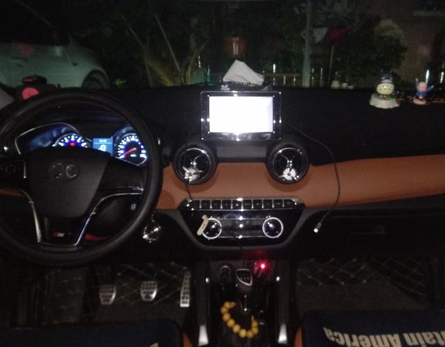 北京汽车绅宝X35 2016款 1.5L 手动 豪华版 (国Ⅴ)