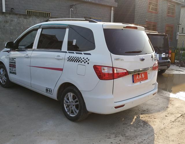 开瑞K50 2015款 1.5L 手动 舒适型 (国Ⅳ)