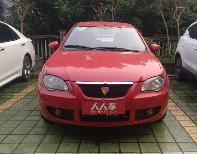 莲花L3 2009款 1.6L 自动 时尚型 (国Ⅳ)
