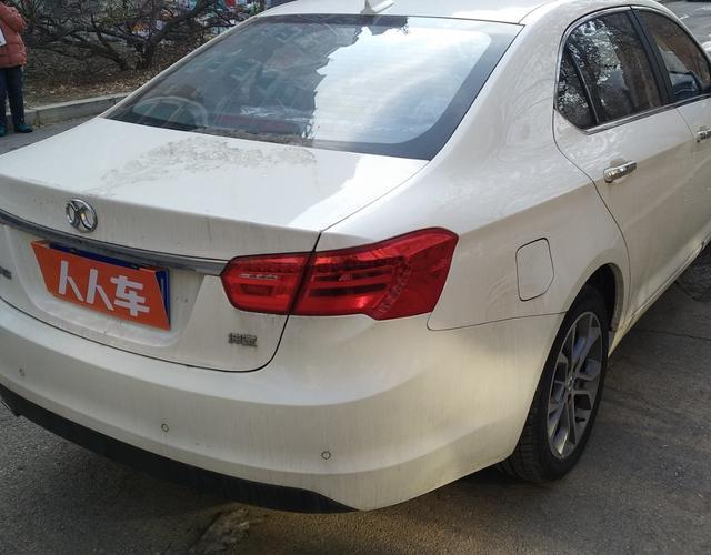 北京汽车绅宝性能版 2018款 1.8T 自动 前驱 舒适版 (国Ⅴ)