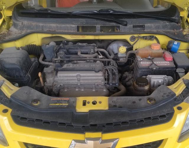 雪佛兰赛欧 2010款 1.2L 自动 理想版 (国Ⅳ)