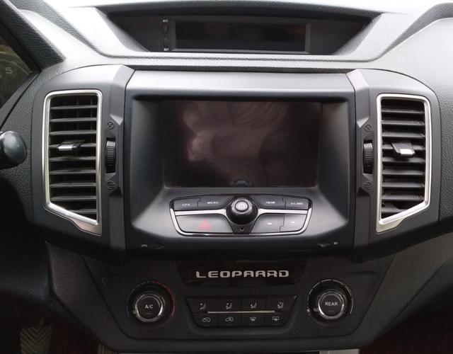 长丰猎豹Q6 2015款 2.4L 手动 后驱 精英型 (国Ⅴ)
