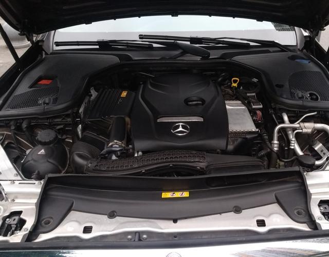 奔驰E级 E300L 2016款 2.0T 自动 汽油 时尚型 (国Ⅴ)