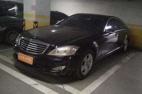 奔驰-奔驰S级 2008款 S 350 L 豪华型