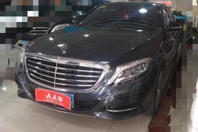 奔驰-奔驰S级 2014款 S 400 L HYBRID