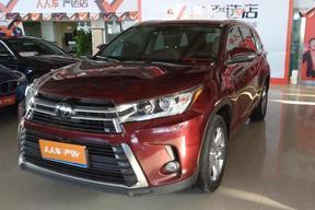 丰田-汉兰达 2018款 2.0T 四驱尊贵版 7座
